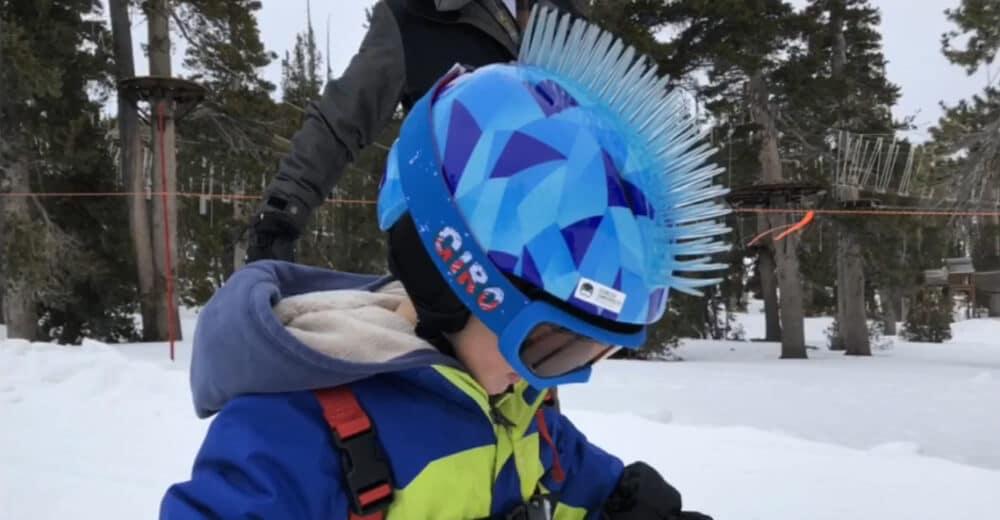 best toddler ski helmet