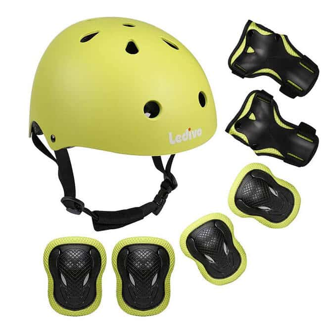 Ledivo Kids Adjustable Helmet review