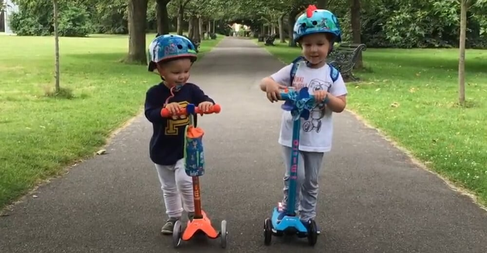 Best toddler scooter helmets